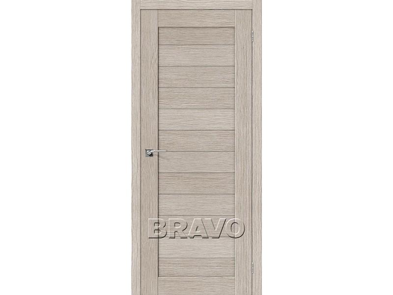 Дверь 3D-Graf Порта-21 3D Cappuccino