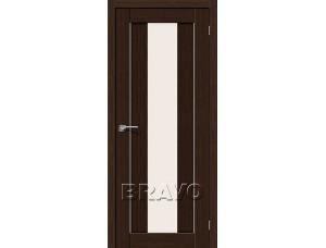 Дверь 3D-Graf Порта-25 alu Wenge