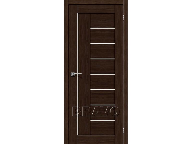 Дверь 3D-Graf Порта-29 3D Wenge