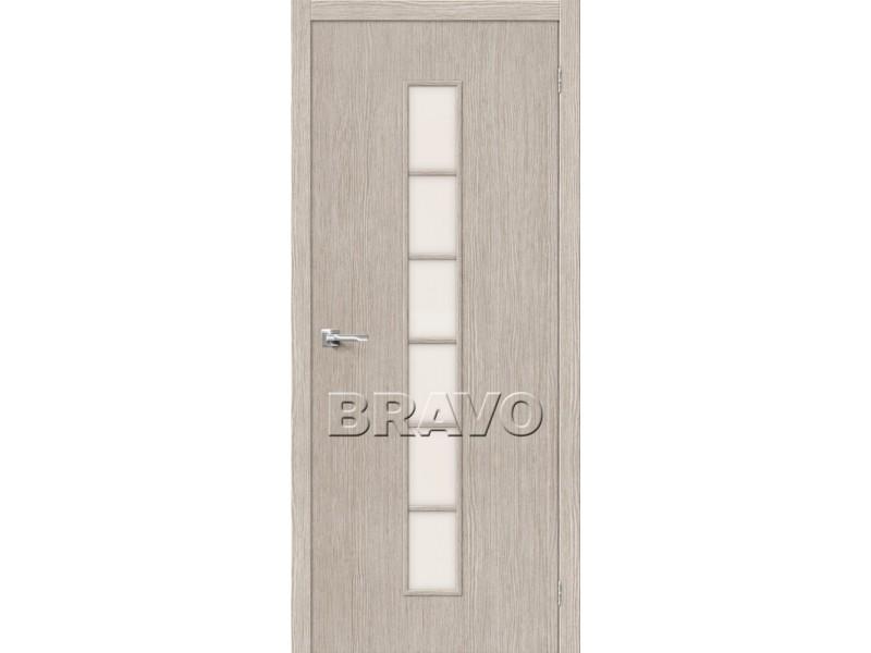 Дверь 3D-Graf  Тренд-4 3D Cappuccino