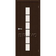 Дверь 3D-Graf  Тренд-12 3D Wenge