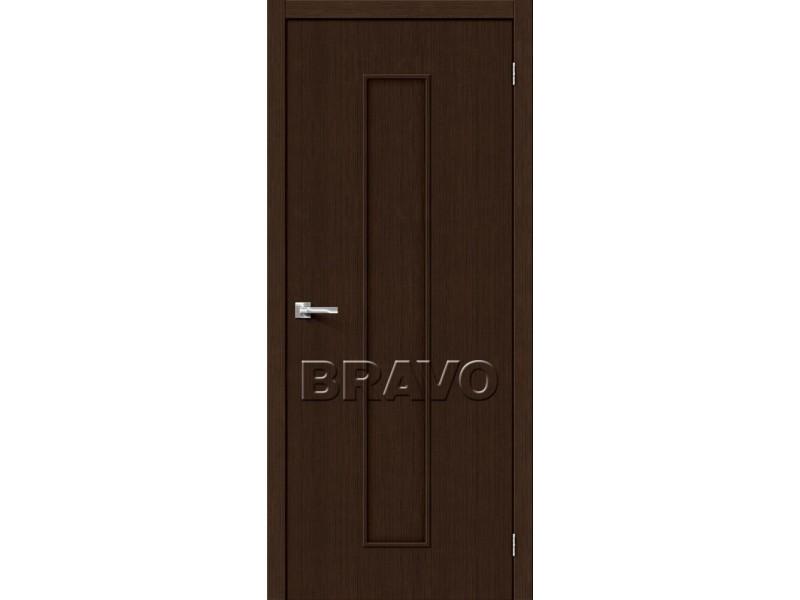 Дверь 3D-Graf  Тренд-13 3D Wenge