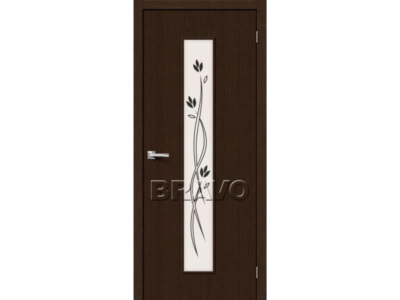 Дверь 3D-Graf  Тренд-14 3D Wenge