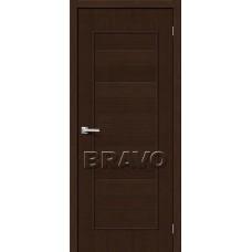 Дверь 3D-Graf  Тренд-21 3D Wenge