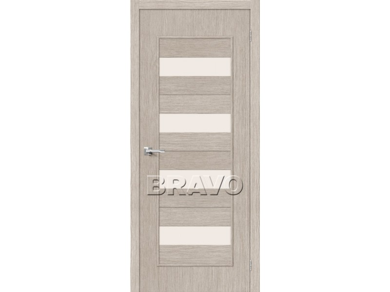 Дверь 3D-Graf  Тренд-23 3D Cappuccino