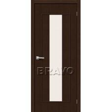 Дверь 3D-Graf  Тренд-25 3D Wenge