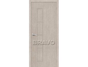 Дверь 3D-Graf Тренд-3 3D Cappuccino