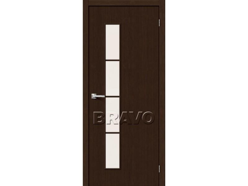 Дверь 3D-Graf  Тренд-4 3D Wenge