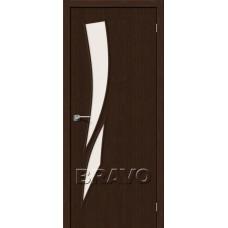 Дверь 3D-Graf  Мастер-10 3D Wenge