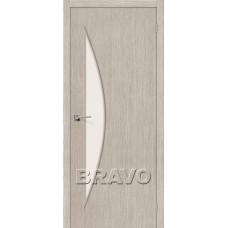 Дверь 3D-Graf  Мастер-6 3D Cappuccino