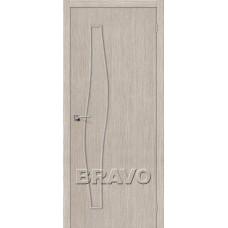 Дверь 3D-Graf  Мастер-7 3D Cappuccino