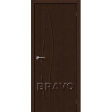 Дверь 3D-Graf  Мастер-7 3D Wenge