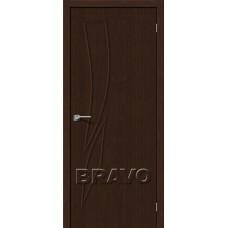 Дверь 3D-Graf  Мастер-9 3D Wenge