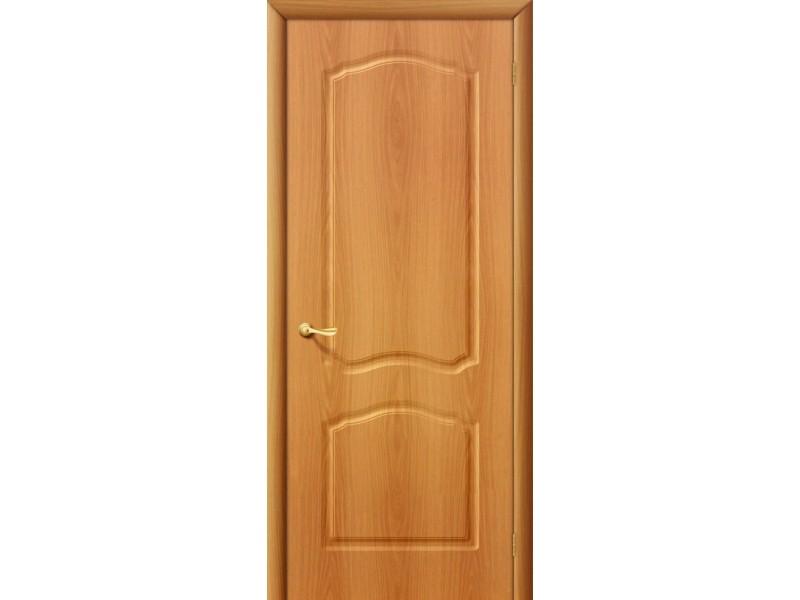 ПВХ Дверь Лидия Миланский орех