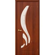 ПВХ Дверь Лотос С Итальянский орех