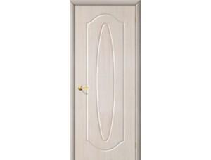 ПВХ Дверь Орбита Плюс Белый Дуб