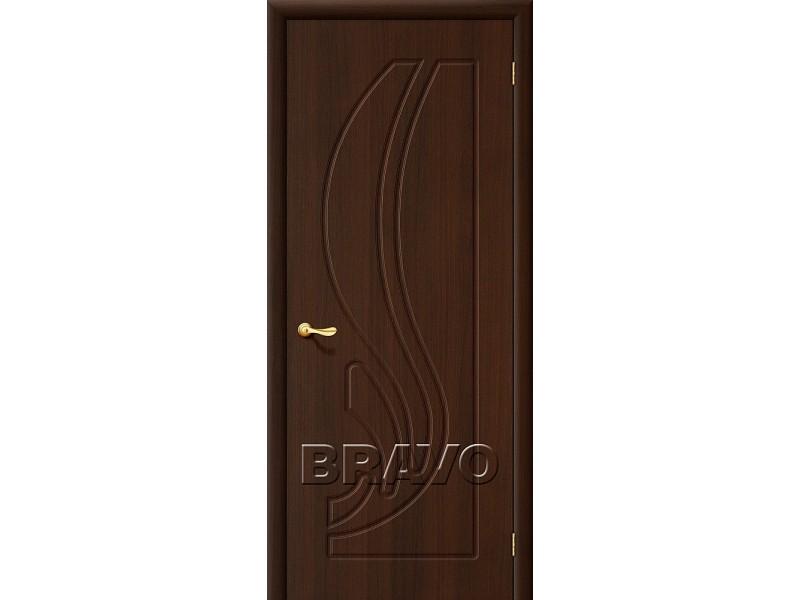 ПВХ Дверь Лотос Венге