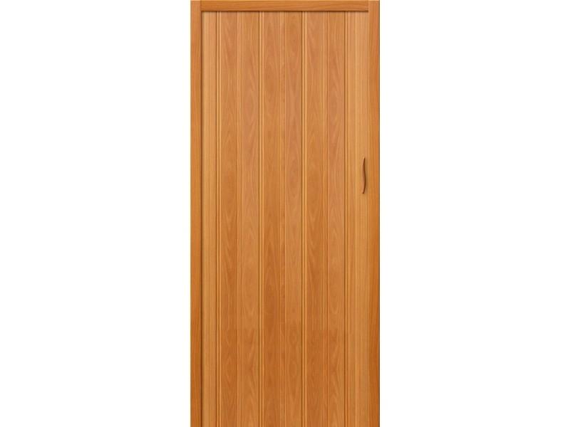 Дверь Гармошка МиланОрех