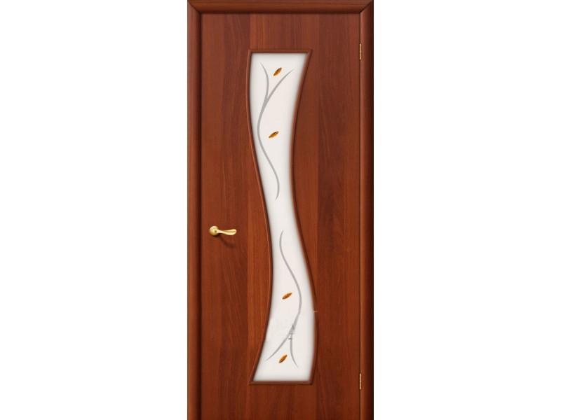 Ламинированная дверь 11 Ф  Итальянский орех