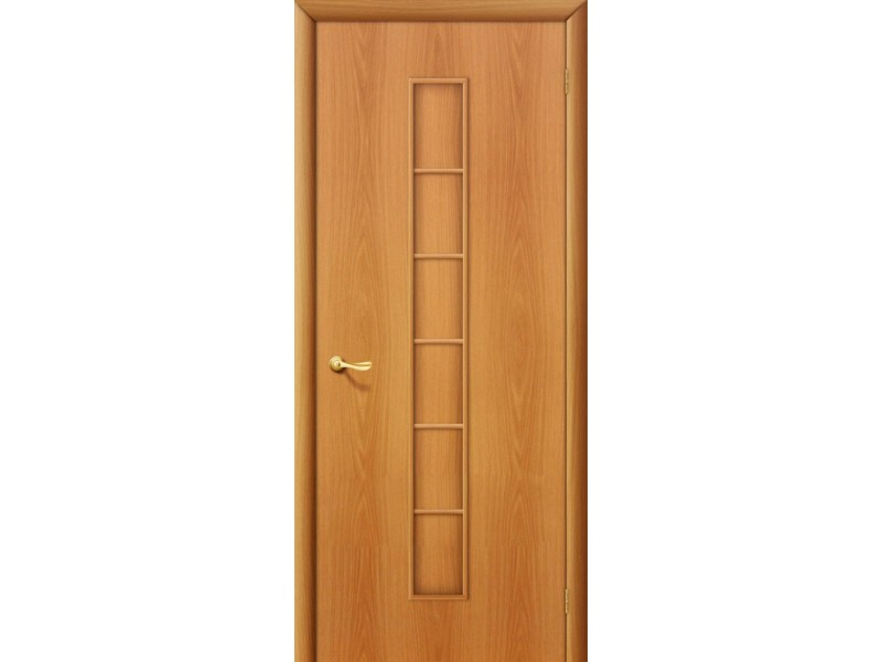 Ламинированная дверь 2 Г Миланский орех