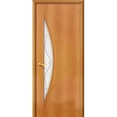 Ламинированная дверь 5 Ф Миланский орех