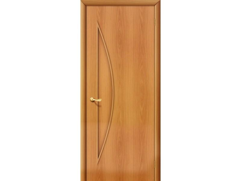 Ламинированная дверь 5 Г Миланский орех
