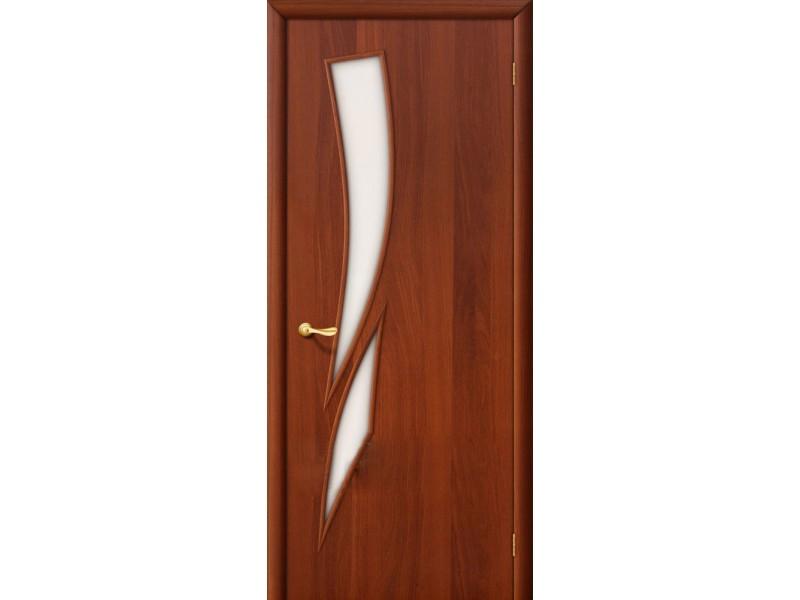 Ламинированная дверь 8 С Итальянский орех
