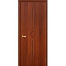Ламинированная дверь 9 Г  Итальянский орех