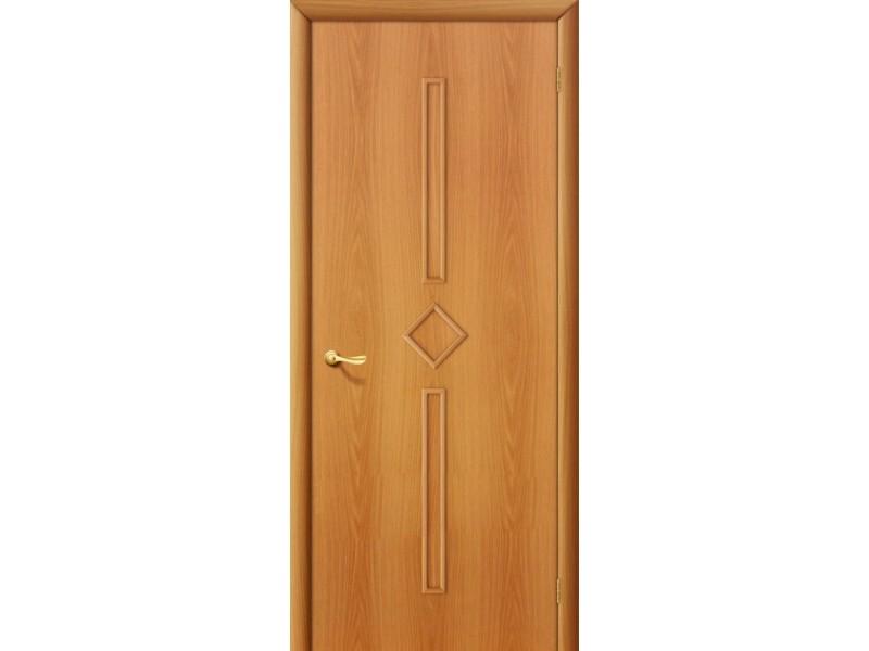 Ламинированная дверь 9 Г Миланский орех