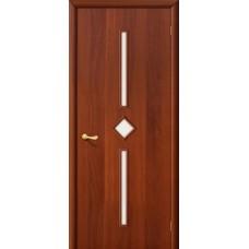 Ламинированная дверь 9 С Итальянский орех