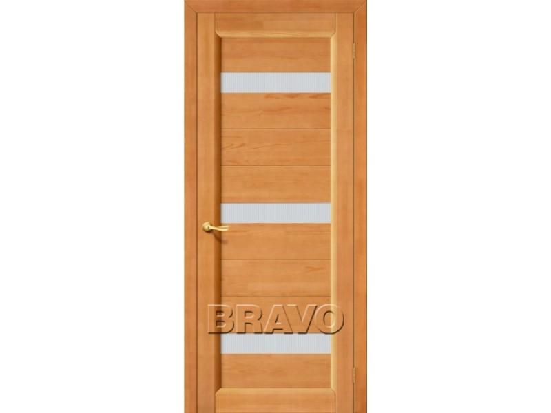 Двери из Массива Вега 2 ПЧО Т 30 ( Светлый орех)