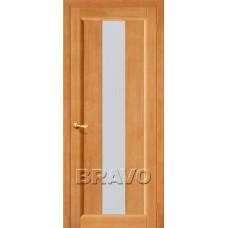 Двери из Массива Вега-18 С  Т-30  (Светлый лак)