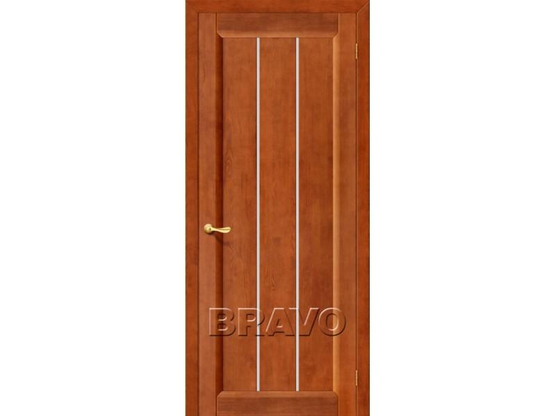 Двери из Массива Вега-19   Т-31  (Темный лак)