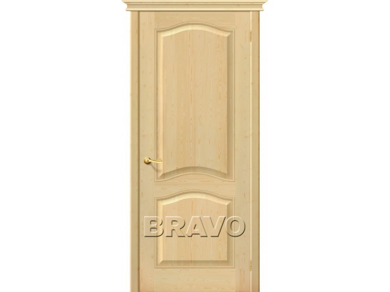 Двери из Массива М 7 (без отделки)