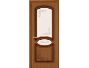 Дверь Шпон фан-лайн Азалия С Орех