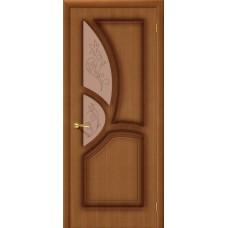 Дверь Шпон фан-лайн Греция С Ф-11 (Орех)