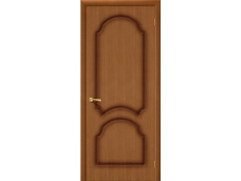Дверь Шпон фан-лайн Соната  Ф-11Орех