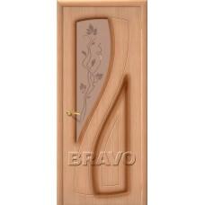 Дверь Шпон фан-лайн Лагуна С Ф-01 (Дуб)