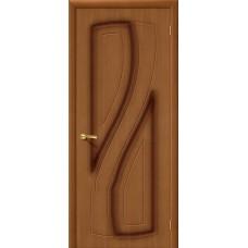Дверь Шпон фан-лайн Лагуна Ф-11 (Орех)