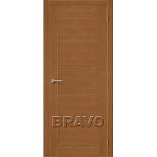 Дверь Шпон фан-лайн Граффити-4 Ф-11 (Орех)