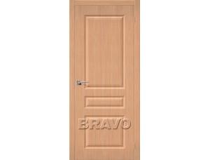 Дверь Шпон фан-лайн Статус-14 Ф-01 (Дуб)