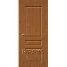 Дверь Шпон фан-лайн Статус-14 Ф-11 (Орех)