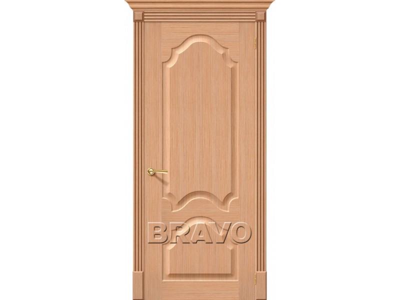 Дверь Шпон фан-лайн Афина Ф-01(Дуб)