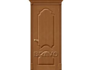 Дверь Шпон фан-лайн Афина Ф-11(Орех)