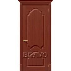Дверь Шпон фан-лайн Афина Ф-15 (Макоре)