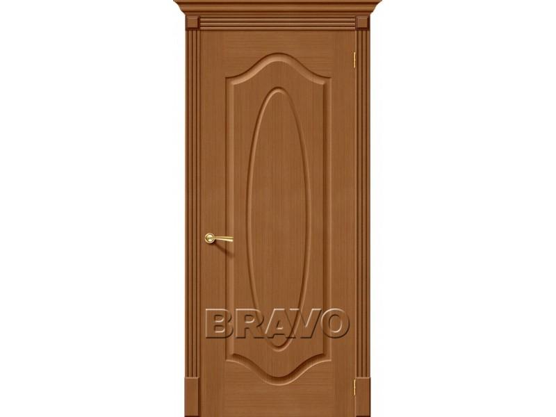 Дверь Шпон фан-лайн Аура Ф-11(Орех)