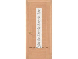 Дверь Шпон фан-лайн Рондо С Ф-01 (Дуб)