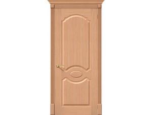 Дверь Шпон фан-лайн Селена Ф-01 (Дуб)