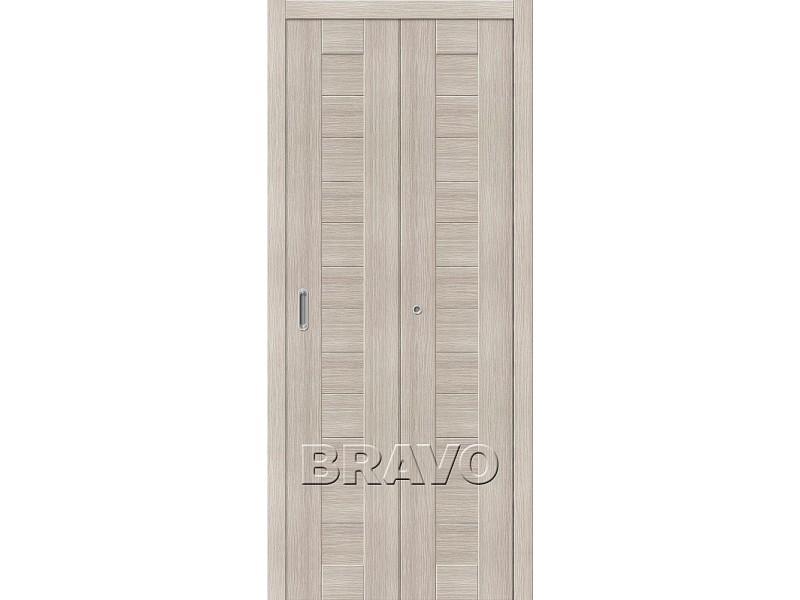 Дверь Складная Порта-21 Cappuccino Veralinga