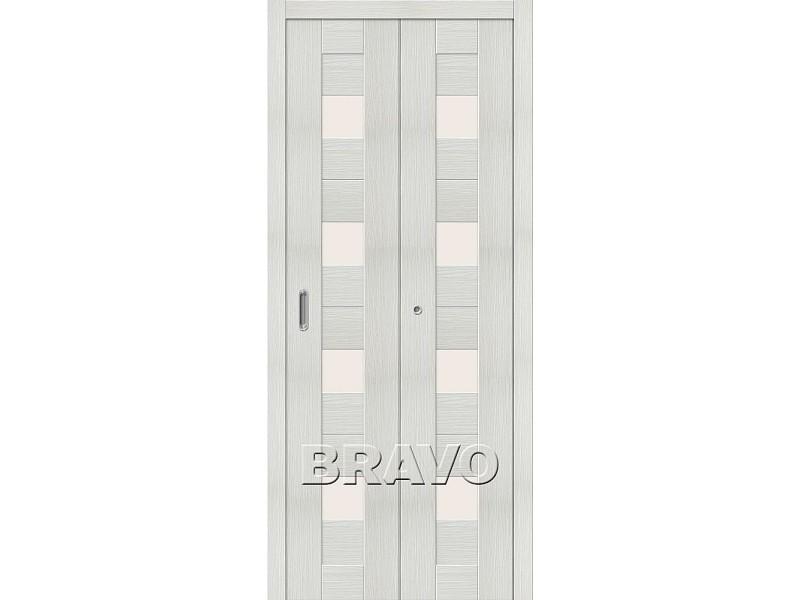 Дверь Складная Порта-23 Bianco Veralinga